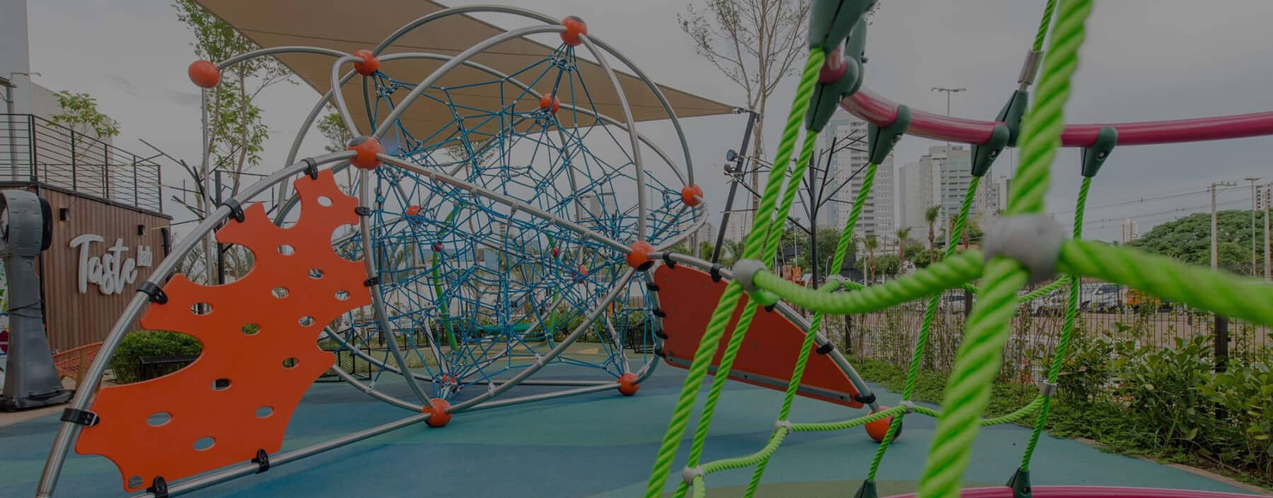 Berliner - Commercial Playground Installation