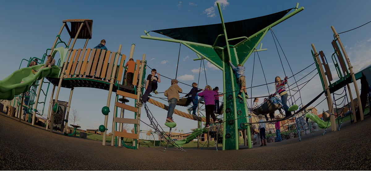 Commercial Playground Options- Installation in VA