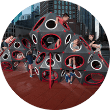 Playground Specialists - Metal PlayCubes