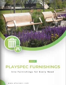 Playspec Furnishing & Site Amenities Catalog