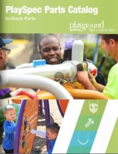 Playspec Playground Parts Catalog